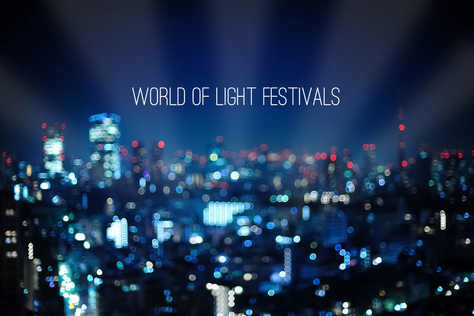 World of Light Festivals
